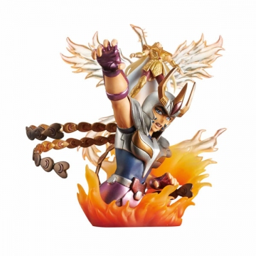 main photo of Diorama Box Collection Saint Seiya ~Golden Zodiac Arc~: Phoenix Ikki