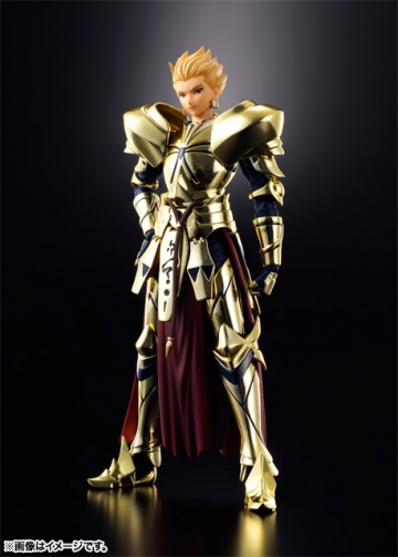 main photo of Chogokin Gilgamesh