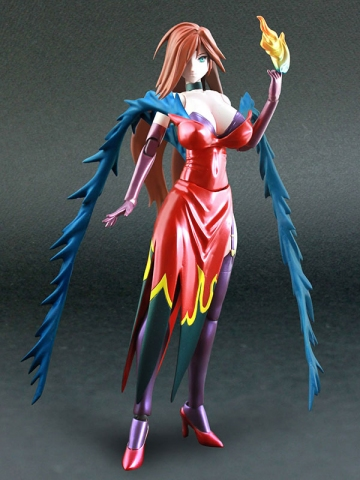 main photo of FullPuni Figure Series No.14 Nyx