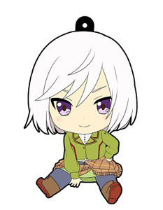 main photo of Petanko Jinrui wa Suitai Shimashita Rubber Strap: Y