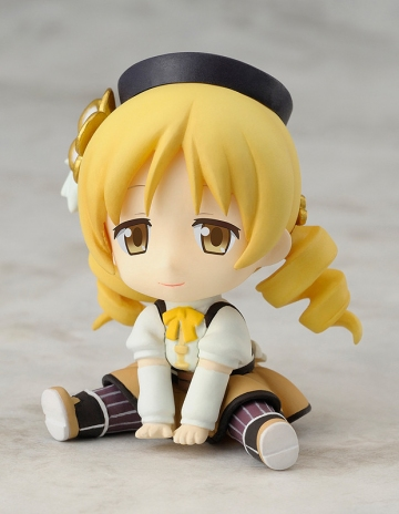 main photo of Petanko Mini!: Madoka Magica Trading Figures: Tomoe Mami Puella Magi Outfit Ver.
