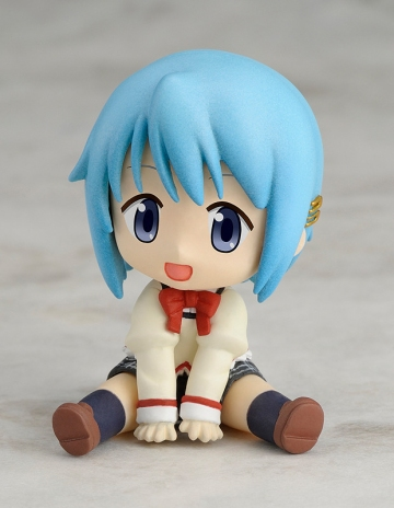 main photo of Petanko Mini!: Madoka Magica Trading Figures: Miki Sayaka School Uniform Ver.