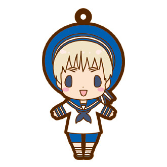 main photo of es Series Rubber Strap Collection Hetalia Part 2: Sealand
