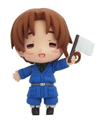 main photo of Colorfull Collection Hetalia Axis Powers Original Ver.: Italia