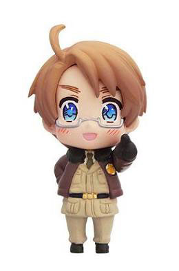 main photo of Colorfull Collection Hetalia Axis Powers Original Ver.: America