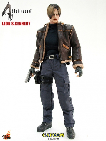 main photo of Video Game Masterpiece Leon Kennedy Regular Ver.