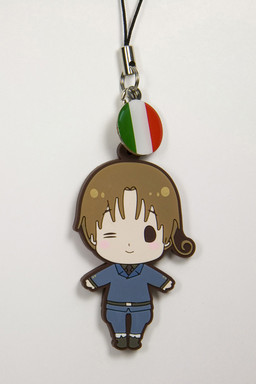 main photo of es Series Rubber Strap Collection Hetalia Part 1: Northern Italy