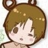 es Series Rubber Strap Collection Hetalia Part 1: Southern Italy