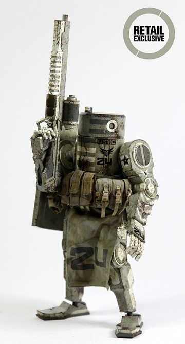 main photo of WWRp Caesar USMC