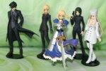 photo of Capsule Q Fraulein Fate/Zero: Saber
