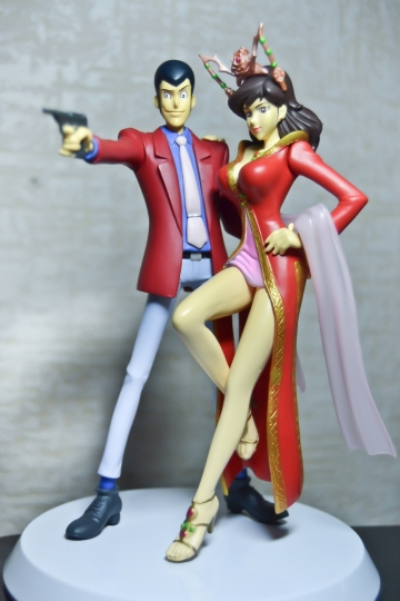 main photo of Lupin III: Lupin the 3rd and Mine Fujiko