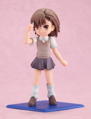 main photo of Toys Works Collection 4.5 To Aru Majutsu no Index II: Mikoto Misaka power user ver.