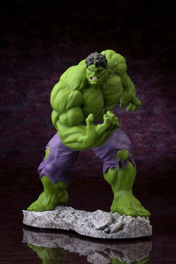 main photo of Fine Art Statue Hulk Classic Ver.