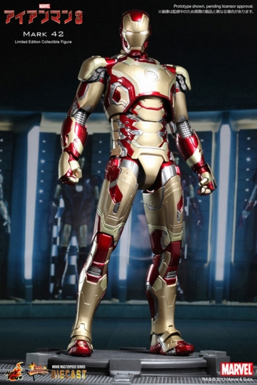main photo of Mark 42 Iron Man 3