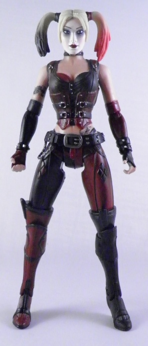 main photo of Batman Legacy Singles Series 03: Arkham City Harley Quinn
