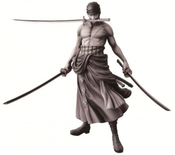 main photo of Ichiban Kuji One Piece ~Kenshi Hen~: Roronoa Zoro Special Color ver.