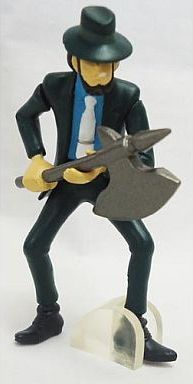main photo of HG Lupin III ~Cagliostro no Shiro~: Jigen Daisuke