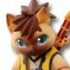 Ichiban Kuji Monster Hunter Airou collection: Airou ver.2