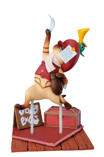 main photo of Ichiban Kuji Monster Hunter Airou collection: Airou ver.3