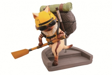 main photo of Ichiban Kuji Monster Hunter Airou collection: Airou ver.7