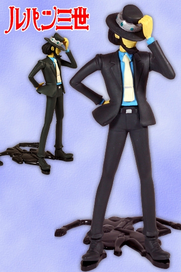 main photo of Lupin III Action Pose Figure Cagliostro no Shiro Jigen Daisuke