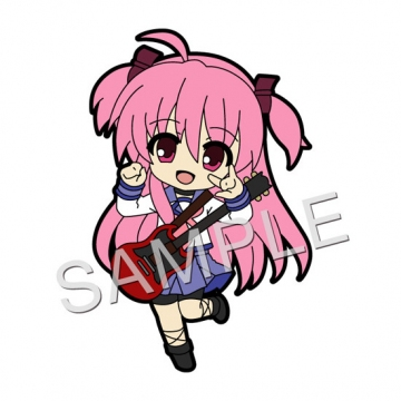 main photo of  Pic-Lil! Key Heroine Collection Trading Strap Vol.2: Yui