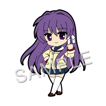 main photo of  Pic-Lil! Key Heroine Collection Trading Strap Vol.2: Fujibayashi Kyou