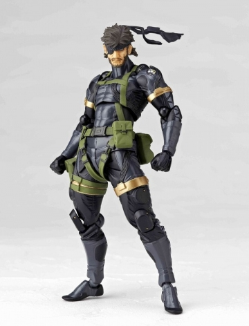 main photo of Revoltech Yamaguchi Series No.131 Naked Snake