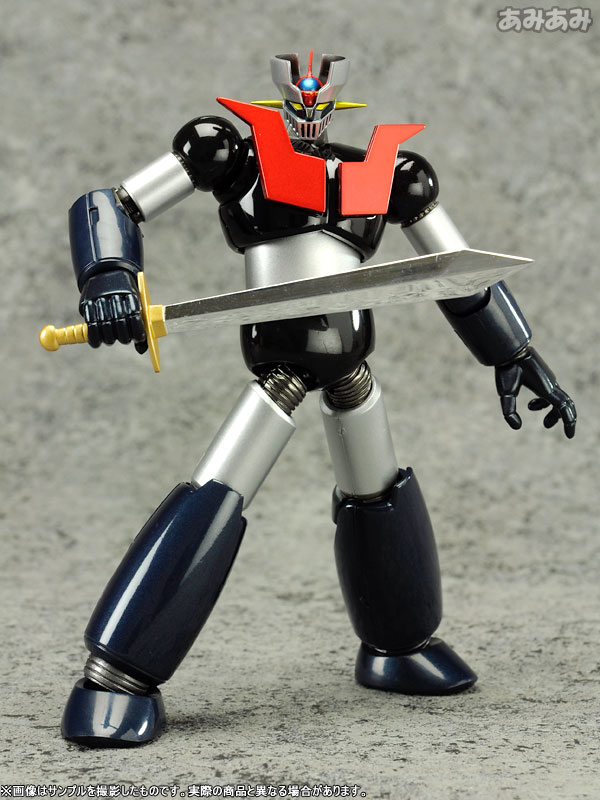 Super Robot Chogokin Mazinger Z - My Anime Shelf