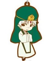 main photo of Magi Rubber Strap Collection: Ja'far