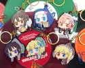 photo of Haganai NEXT Pinched Keychain: Kashiwazaki Sena