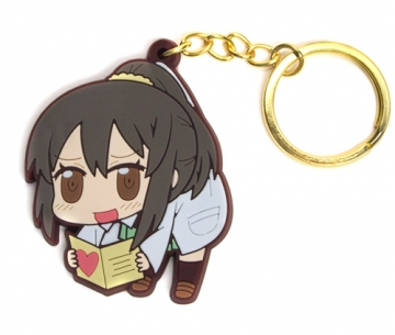 main photo of Haganai NEXT Pinched Keychain: Shiguma Rika