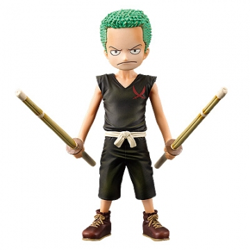 main photo of The Grandline Children DXF Figure Vol.5 Roronoa Zoro