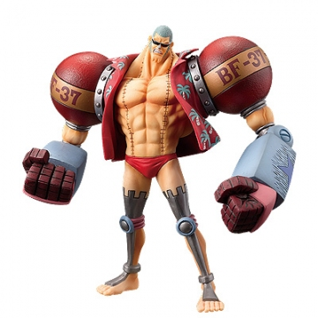 main photo of The Grandline Men DXF Figure Vol.13 Franky