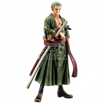 main photo of The Grandline Men DXF Figure Vol.12 Roronoa Zoro
