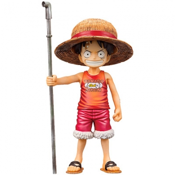 main photo of The Grandline Children DXF Figure Vol.1 Luffy