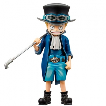 main photo of The Grandline Children DXF Figure Vol.1 Sabo