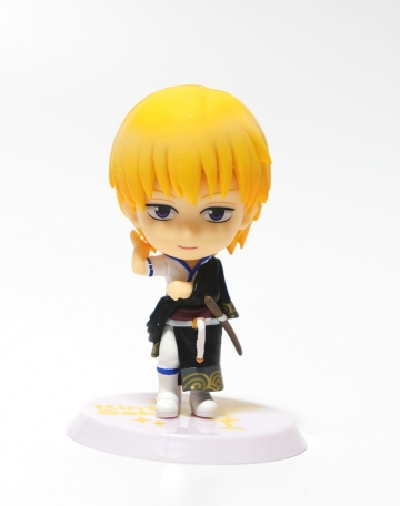 main photo of Ichiban Kuji Gintama ~ Gold / Silver ~: Sakata Kintoki Chibi Kyun-Chara