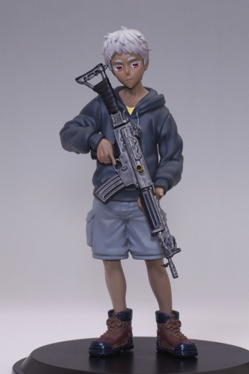 main photo of Jormungand DXF Figure: Johnathan Mar