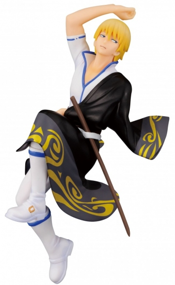 main photo of Ichiban Kuji Gintama ~ Gold / Silver ~: Sakata Kintoki