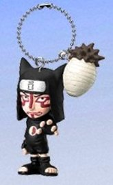 main photo of Naruto Swing 4 Keychain: Kankuro