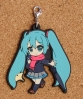 photo of Pic-Lil! Hatsune Miku Rubber Strap #05: Hatsune Miku Traveling Mood Ver.