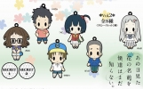 photo of AnoHana Rubber Strap Collection Vol.2: Tsurumi Chiriko Secret 1