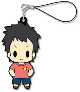 main photo of AnoHana Rubber Strap Collection Vol.2: Yadomi Jinta