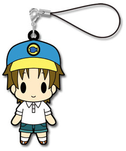 main photo of AnoHana Rubber Strap Collection Vol.2: Matsuyuki Atsumu