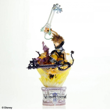 main photo of Kingdom Hearts II Formation Arts Vol.2: Sora Master Form Ver.