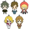 photo of Togainu no Chi Metal Strap Collection Vol.1: Shiki Military Uniform ver.