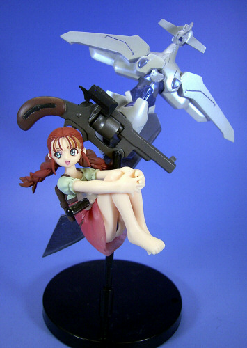 main photo of CM's Collection Figure Gun X Sword: Wendy Garret