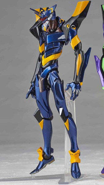 main photo of Revoltech Yamaguchi Series EVA-06 Metallic Color Ver.