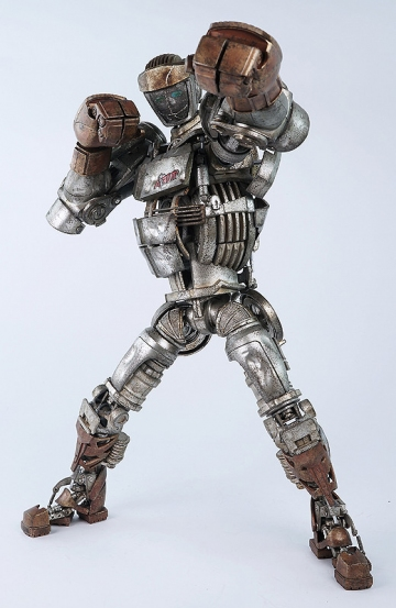 main photo of REAL STEEL: ATOM